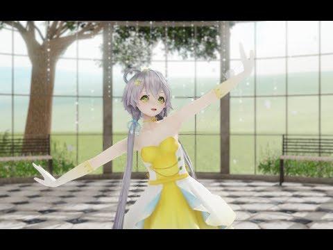 【洛天依   Luo TianYi   MMD】Dance《Glass Bead》