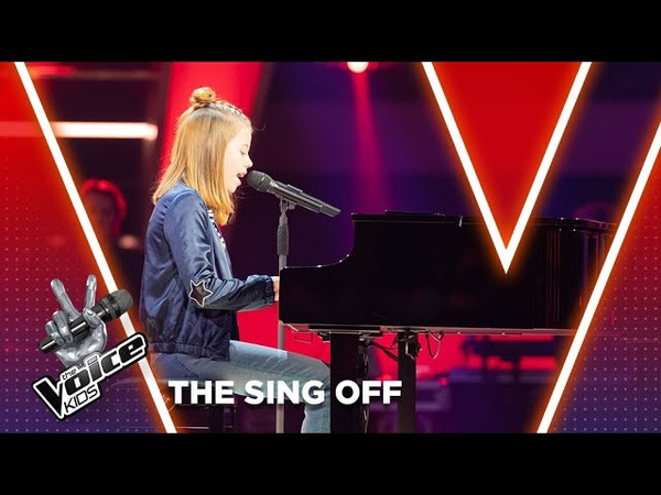 Jasmijn Je Vole The Sing Off The Voice Kids Netherlands 2020