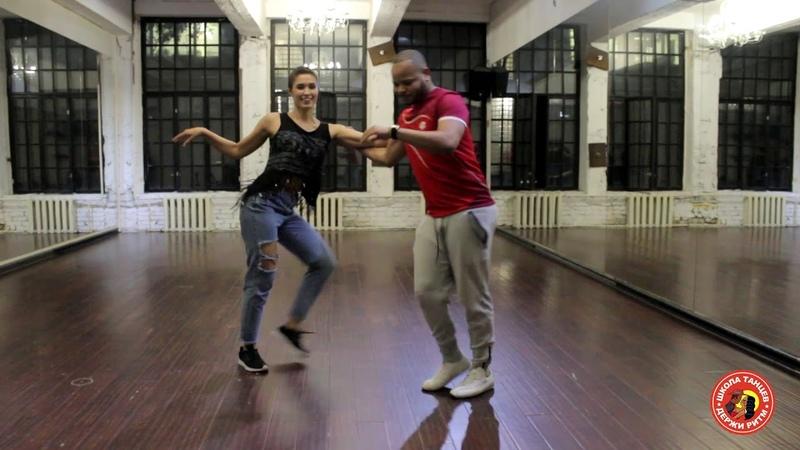 Salsa cubana, Arley Perez Kristina Bolbat [Havana D'Primera - La Peligrosa] Derziritm dance school
