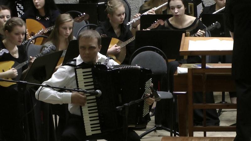 Концерт памяти В Р Завьялова 19 11 2017 г Воронеж Полонский Цветущий май
