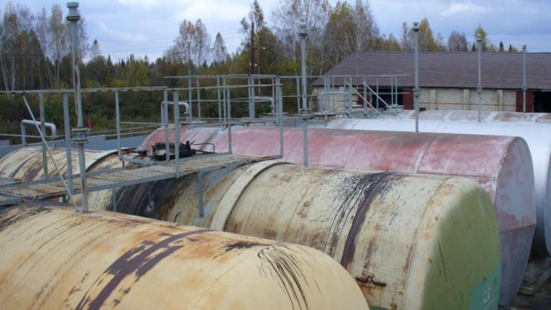 Деятельность цеха по производству суррогатного бензина пресечена в Томской области