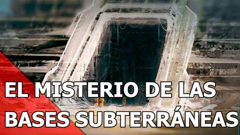 El MISTERIO de las INSTALACIONES SUBTERRÁNEAS