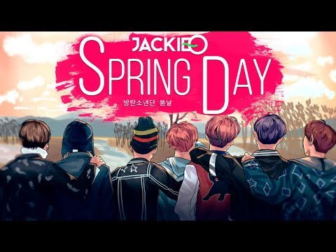 BTS - Spring Day (Русский кавер от Jackie-O)