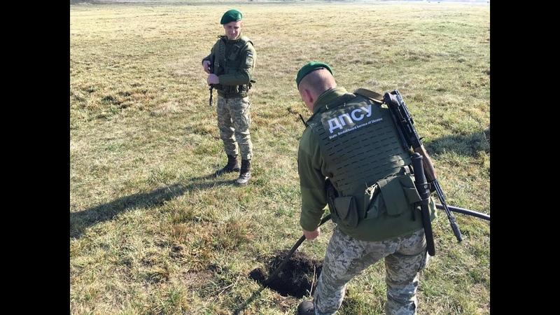 На кордоні з Молдовою прикордонники виявили трубопровід