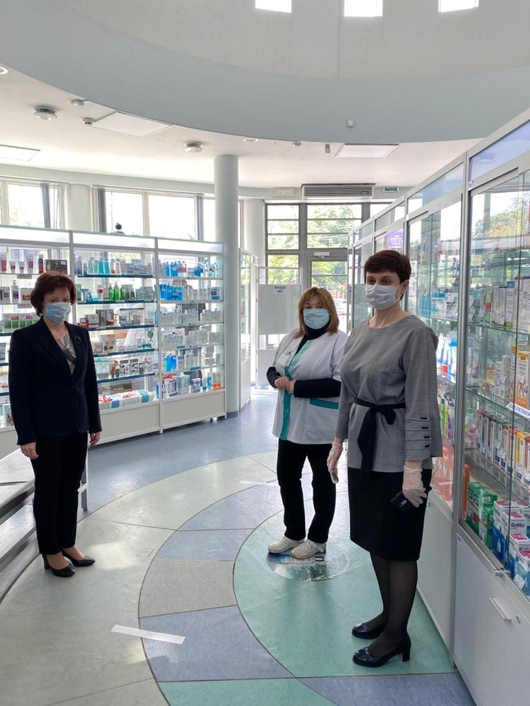Мониторинг аптек Таганрога продолжается