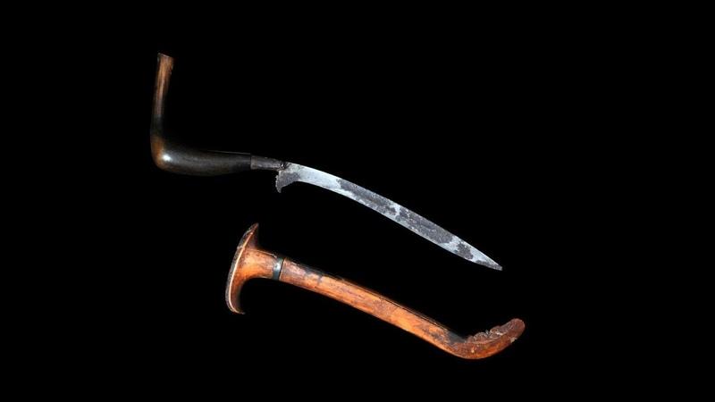 Ренчонг оружие непокорных ачехов