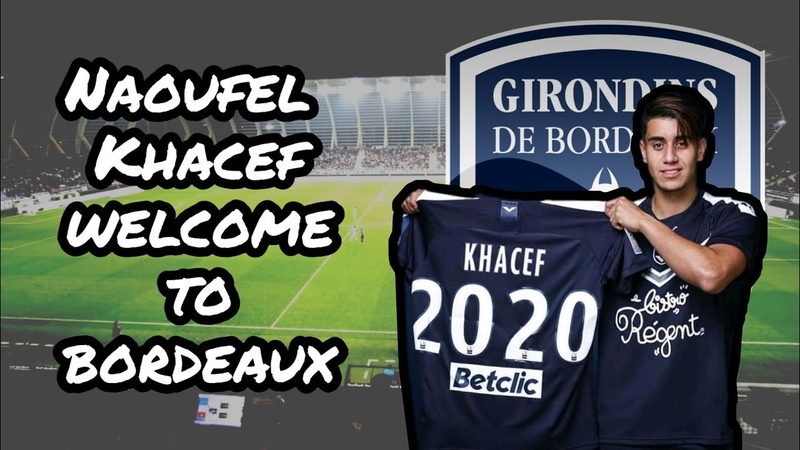 Naoufel Khacef / Welcome To Bordeaux / Skills_Goals