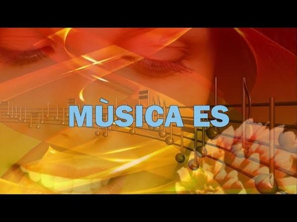 Eros Ramazzotti y London Session Orchestra - Mùsica es (con texto) versión sinfónica