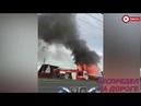 Беспредел на дороге ДТП, аварии, хамы на дорогах Челябинска/часть 15