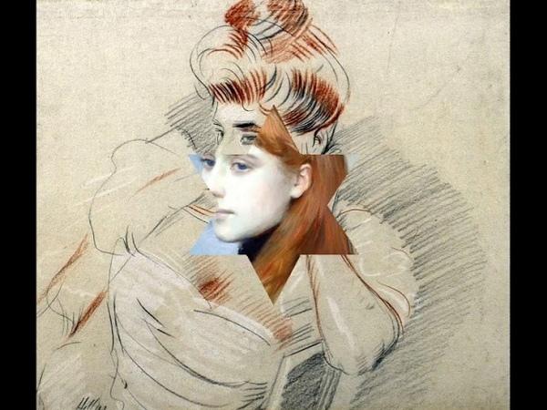 Artworks by Paul Cesar Helleu 1859 1927 vol 1