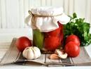 Сладко-острые маринованные помидоры