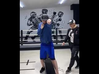 Распространенные технические ошибки боксёров и их исправление.