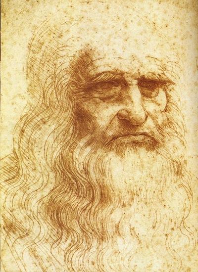 Леонардо Да-Винчи