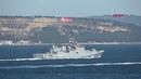 Фрегаты Адмирал Макаров и Адмирал Эссен возвращаются в Севастополь