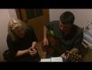 Музыкальный подарок Для Вовы Корженок от сестры Виктории и Ярослава лучшего друга