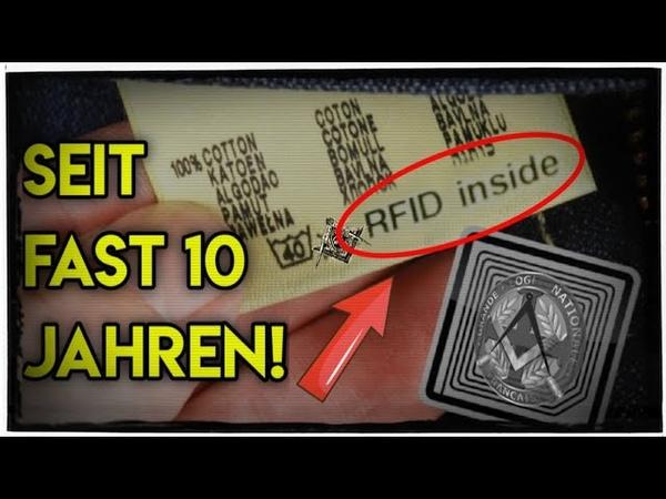 RFID Chip in Kleidung Gibt es eine Freimaurer Verbindung
