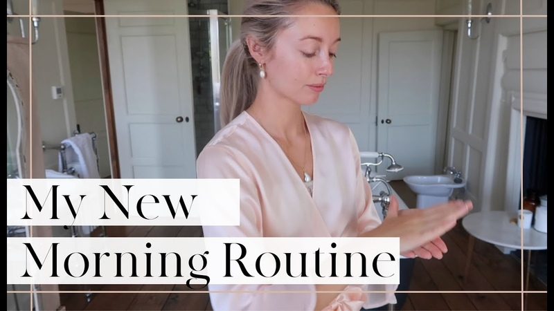 MY NEW MORNING ROUTINE Moving Vlogs Episode 18 Fashion Mumblr AD