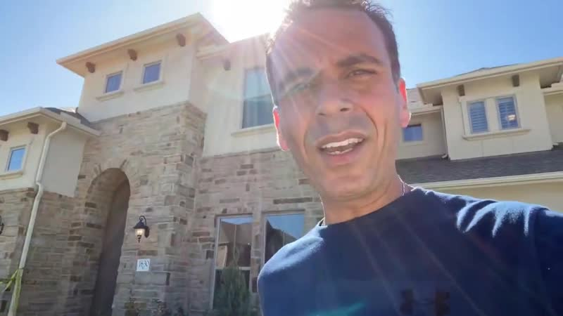 House Tour Of A $ 7 LAKHS HOME IN USA _2 story home _ Hindi Vlog _ THIS INDIAN