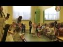 Танец с куклами.