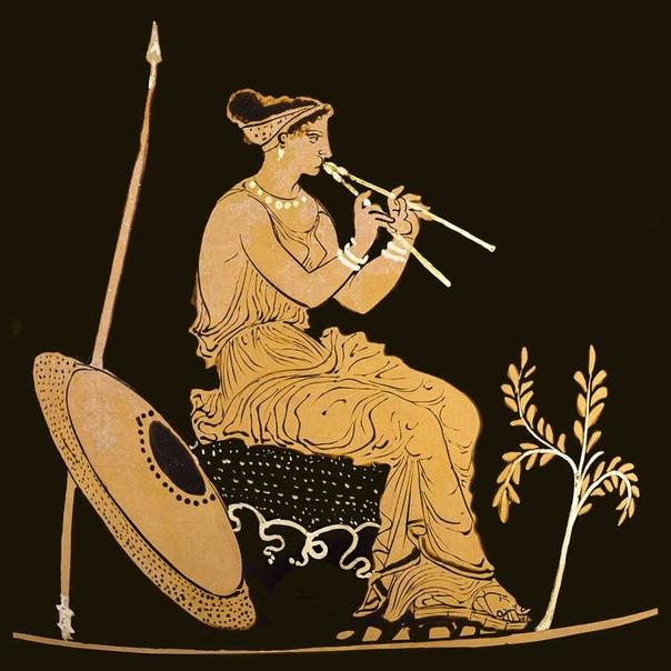 Как звучала древнегреческая музыка