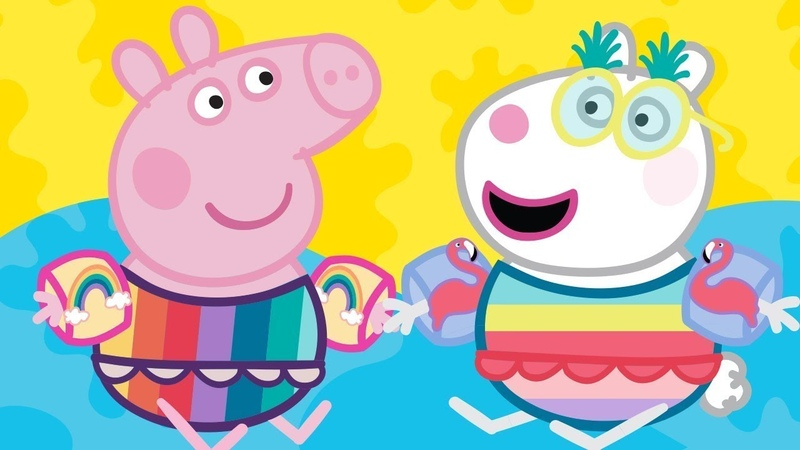Peppa Pig English Episodes 🚀 Peppa Pig's Fun Time At The Space Museum Peppa Pig Official 4K