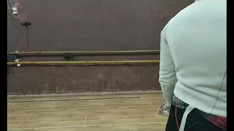 фехтование по Севастопольски выпуск 28