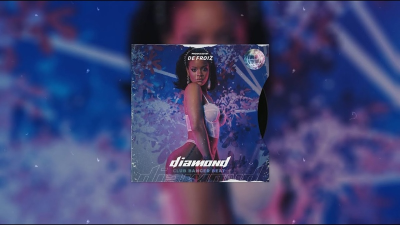De FROiZ Diamond Club Banger Beat Trap Hip Hop Instrumental 2020