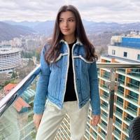 Фото Ани Рафаелян ВКонтакте