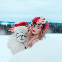 Фотография Кати Адушкиной