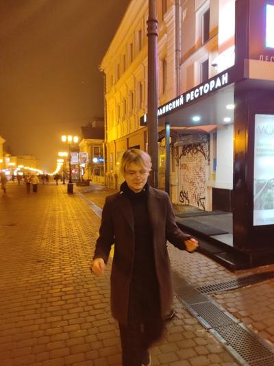 Антон, 19, Kazan'