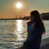 Фотография Кристины Фоменковой