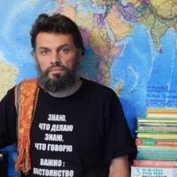 Встреча с известным писателем Антоном КРОТОВЫМ