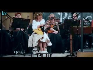 Потрясающая игра на балалайке. Выступление на фестивале Струны молодой России в концертном зале РАМ им. Гнесиных