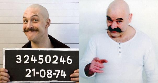Самый отбитый преступник Великобритании Пиздил охранников, присел на 7 лет за 26 фунтов (2000), брал собственного адвоката в заложники Чарльз Бронсон, которого мы заслужили Майкл Гордон