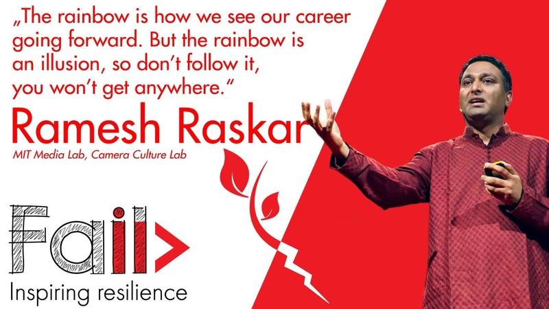 Ramesh Raskar | How to avoid career traps that can lead you to fail