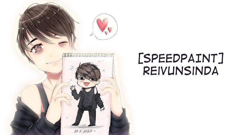 [SPEEDPAINT] reivunsinda (my new avatar, lolllll xd)