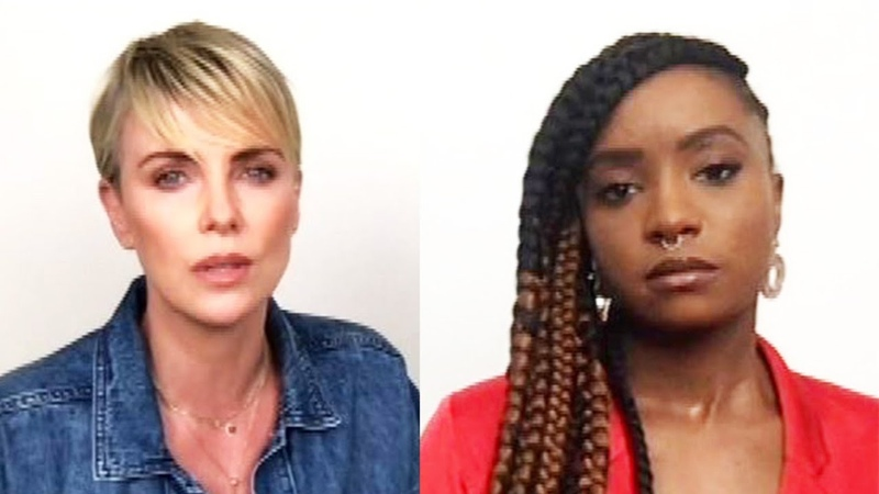Charlize Theron and Kiki Layne on Why It Was Important to Normalize Diversity in 'The Old Guard'