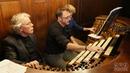 Saint-Sulpice organ, Yves Castagnet plays Viernes Scherzo from 2nd Symphony Oct 2016