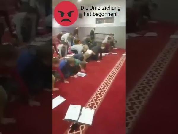Schulische Pflichtveranstaltung in Berlin 2020 Zu Allah beten und sich unterwerfen