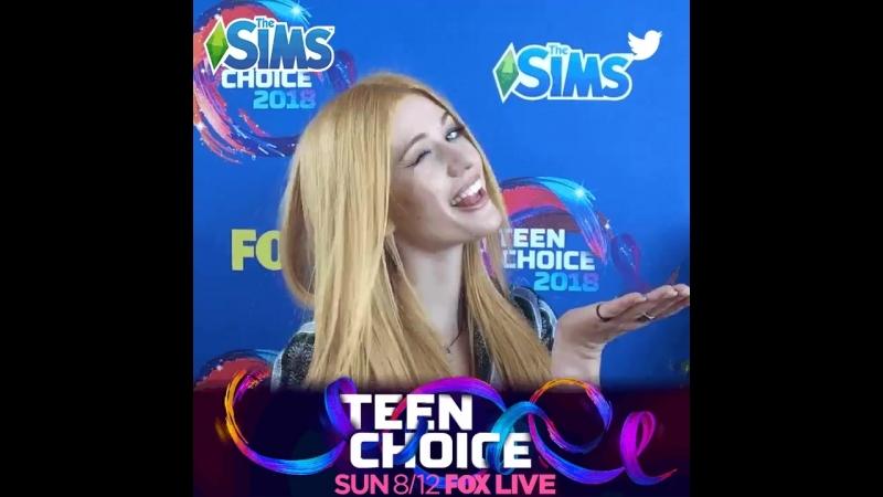 Церемония вручения наград «Teen Choice Awards»