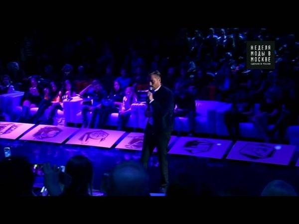 BossonOne In A Million Fashion show of Ilya Shiyan