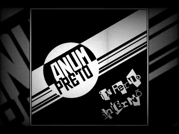 Anum Preto Inferno Interno FULL ALBUM