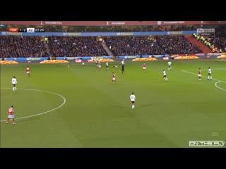 Чемпионат Англии 2018-19 Чемпионшип 34-й тур Астон Вилла - Ноттингем Форест