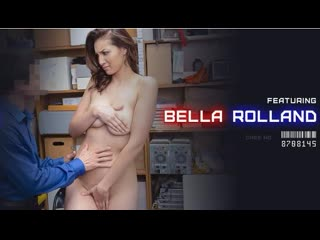 Bella Rolland [PornMir, ПОРНО, new Porn, HD 1080, All Sex, Brunette, Doggystyle, Indoor, Ass Licking, Creampie]