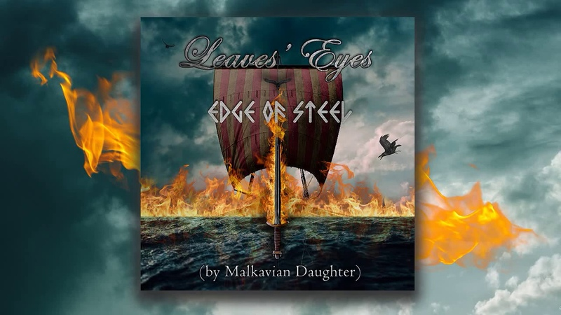 Leaves' Eyes Edge of Steel Vocal cover by Malkavian Daughter