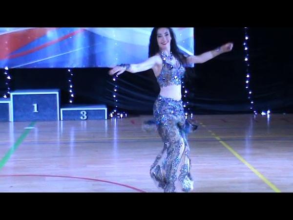Krasnova Anastasia Champion of Russia 2018 in Tabla MARKS vs IDF