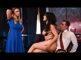 Krissy Lynn - One Sneaky Stripper (MILF, BIg TIts, Blowjob, Brun