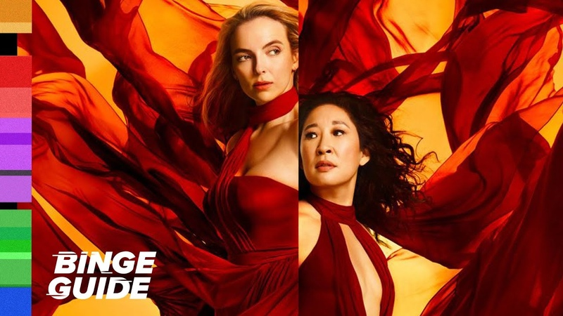 5 Titles to Watch If You Love 'Killing Eve' Rotten Tomatoes