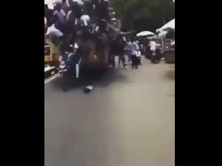 Обычный день в Индии