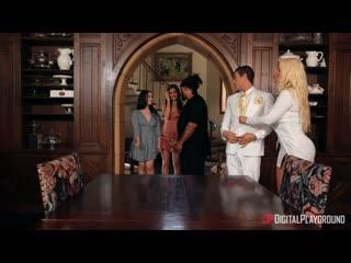 Bridgette B, Emily Willis - Falling From Grace Scene 1 [Lesbian, Big Tits]